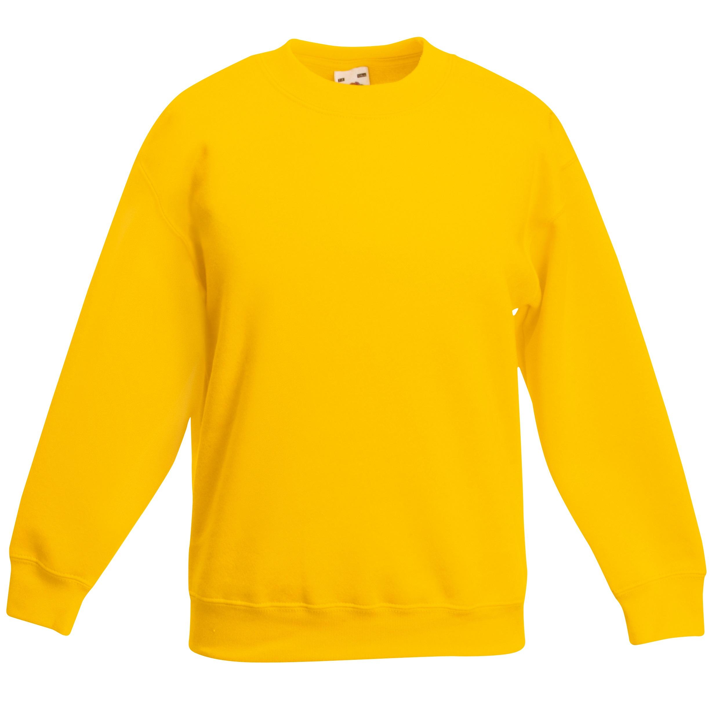 Kids Sweatshirt Boys /& Girls Kids Crew Neck Sweatshirt School JH30J