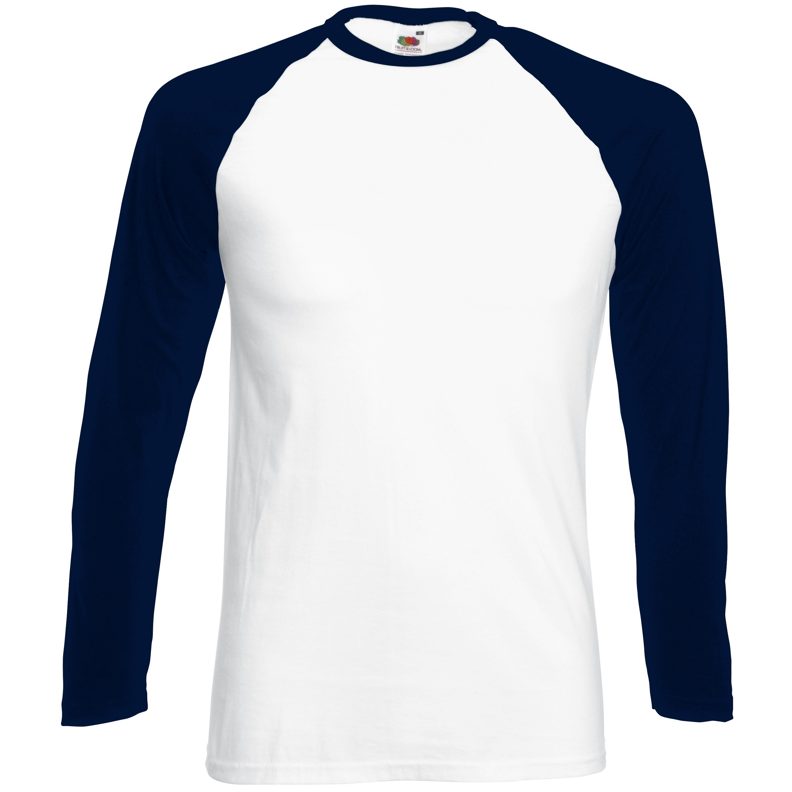 sale retailer cff93 372ae SS028 Long Sleeve Baseball T-Shirt