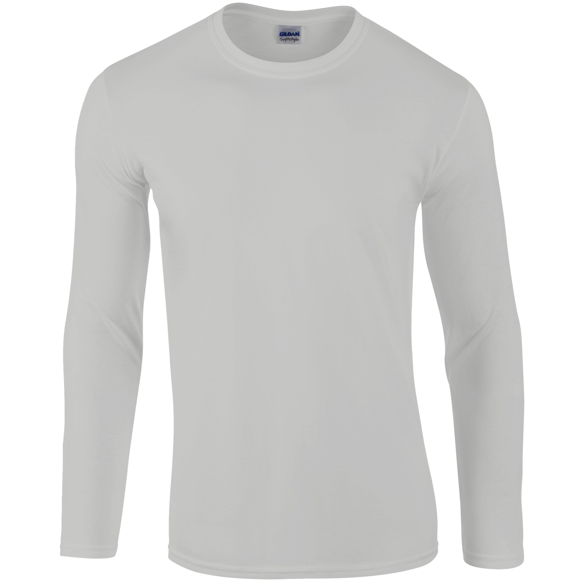 Gd011 softstyle long sleeve t shirt gdb manufacturing for T shirt with long sleeves
