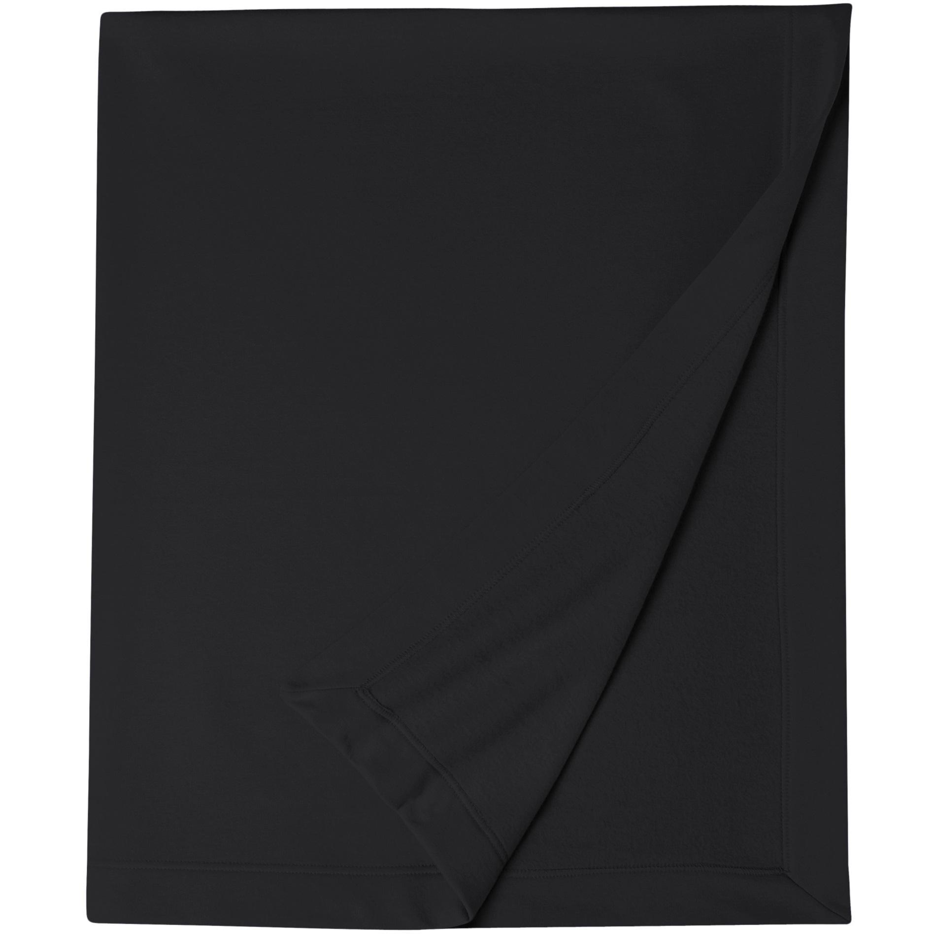 Coloured Throw Gildan DryBlend® Warm Fleece Stadium Blanket