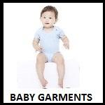 Baby garments