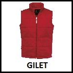 Gilet and bw