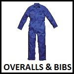 Overalls, Coveralls and Bibs