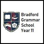Bradford Grammar School Year 11