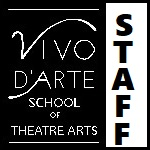 Vivo D'arte School of theatre Arts staff